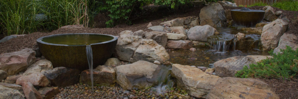 Water Features & Fountains Services