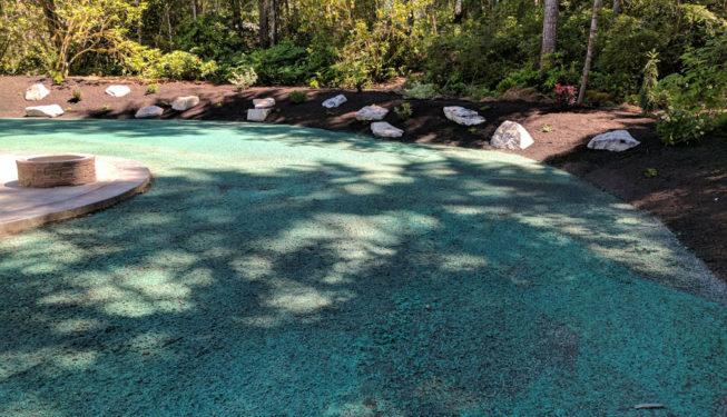 Chico Lawn Installation