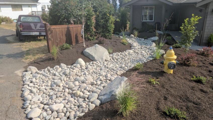 Irrigation archives brookside landscape design for Landscaping rocks kitsap county