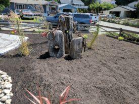 Poulsbo Landscape Install